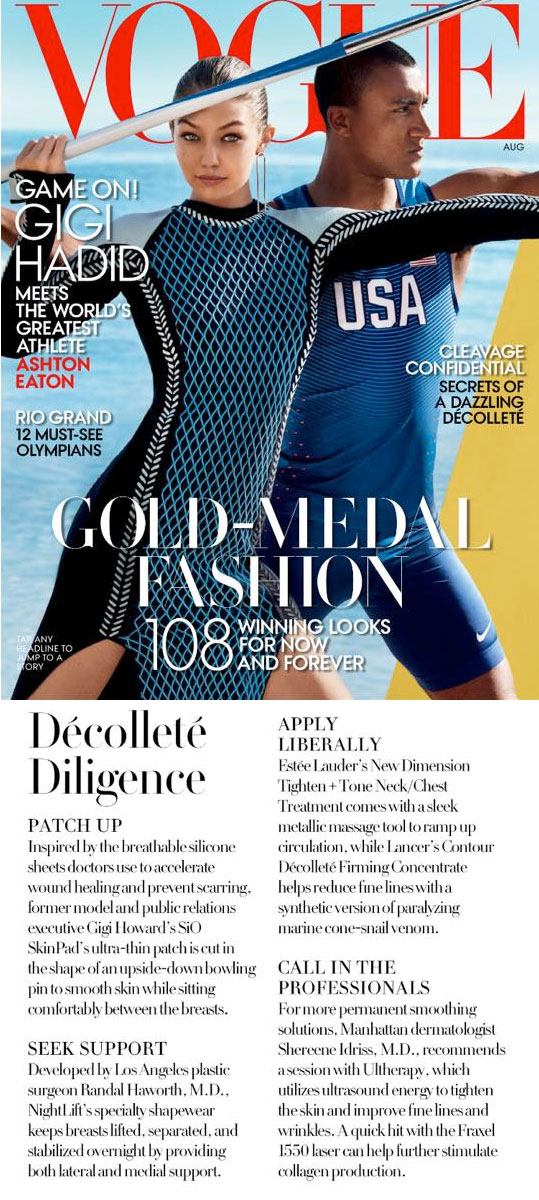 NightLift by Dr. Haworth featured in Vogue Magazine ...